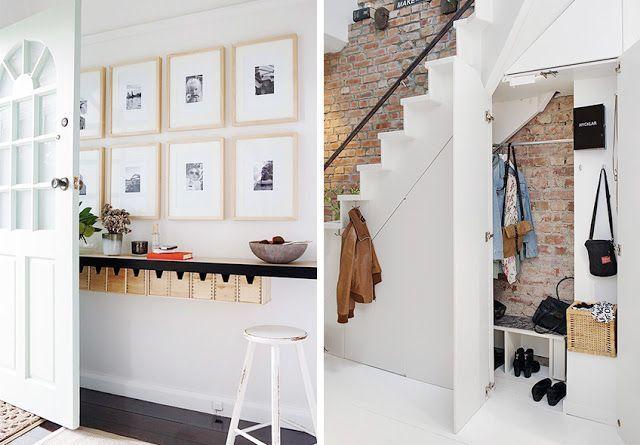decoracin de recibidores ideas decorativas - Ideas Recibidor