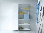 estanterias con armario