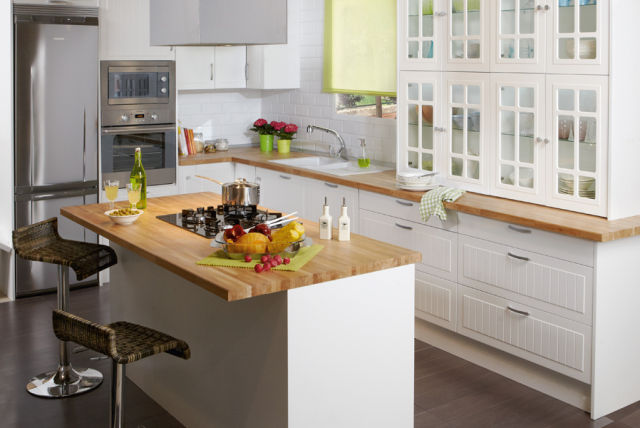 Leroy merlin cocinas 2015 for Cucine low cost roma