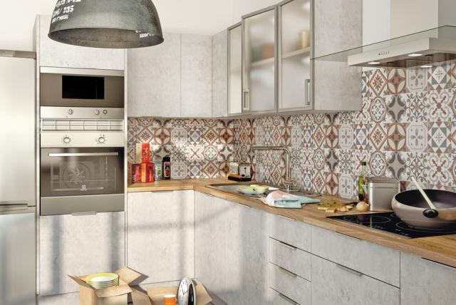 Leroy merlin cocinas 2015 modelo rustico for Puertas de cocina leroy merlin
