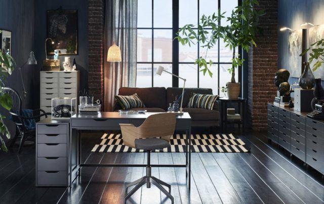 Mesa Despacho Ikea Blanca.Mesas De Despacho 2019 Espaciohogar Com