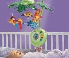 Móviles para bebes