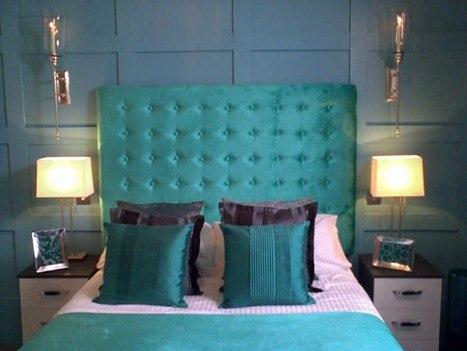 Paredes madera Revestimiento para paredes dormitorios