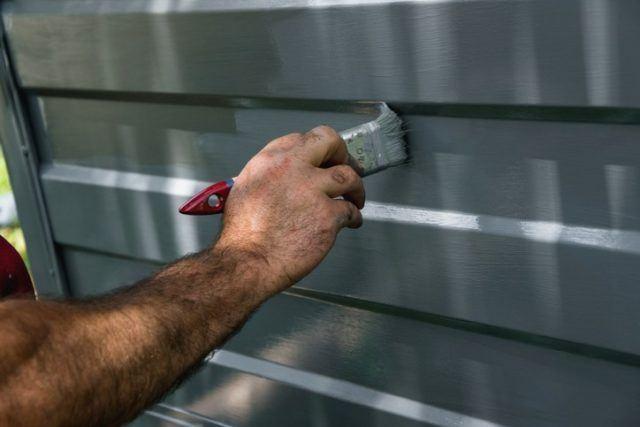 Como pintar el aluminio de las ventanas imprimacion