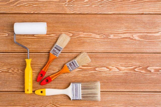 Como pintar puertas y ventanas brocha y rodillo