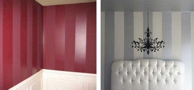 C mo pintar marcos de puertas y ventanas - Efectos pintura paredes ...