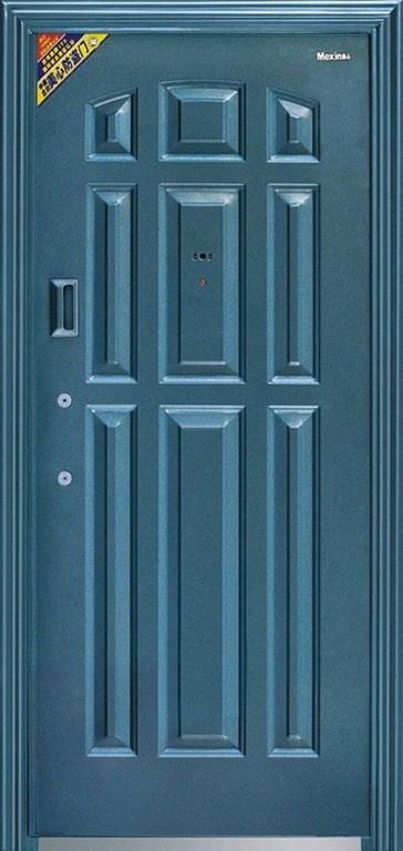 Puertas metalicas for Puertas metalicas