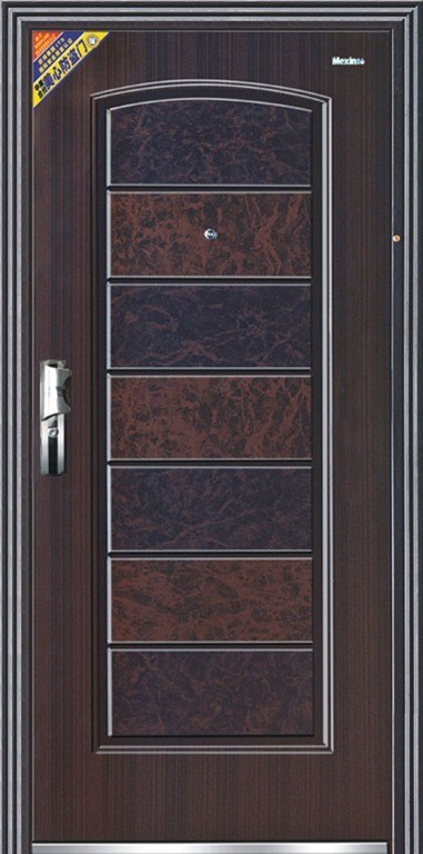 Puertas metalicas for Fotos puertas metalicas