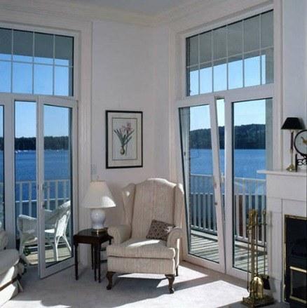 PVC-Balcony-Doors