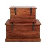 Wooden-Trunk