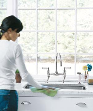 Como limpiar la cocina - Como limpiar baldosas cocina ...