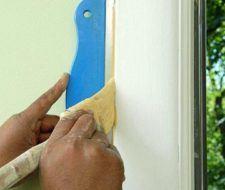 Cómo pintar ventanas y marcos correctamente
