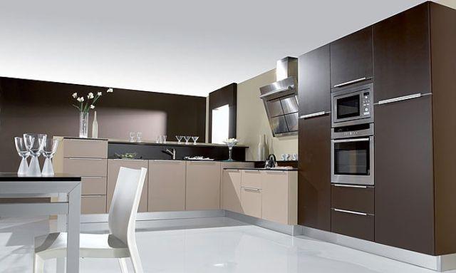 Muebles de mdf son buenos 20170816100906 - Cocinas color burdeos ...