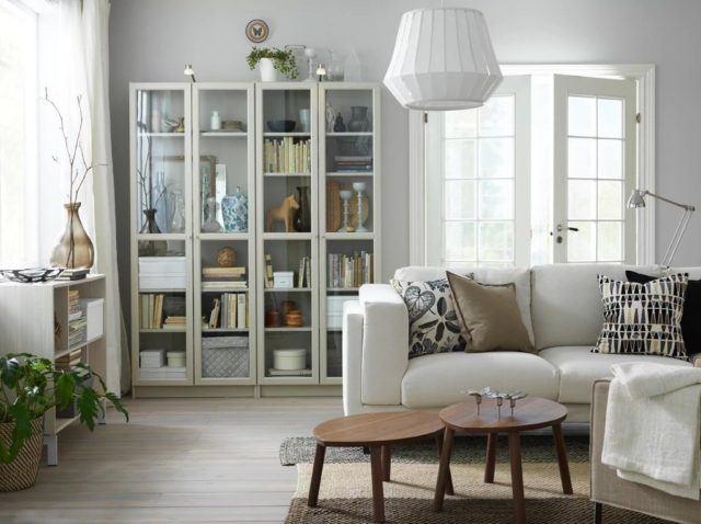 Decoracion De Salones Modernos Estilo Minimalista 50 Ideas Con - Mueble-salon-minimalista