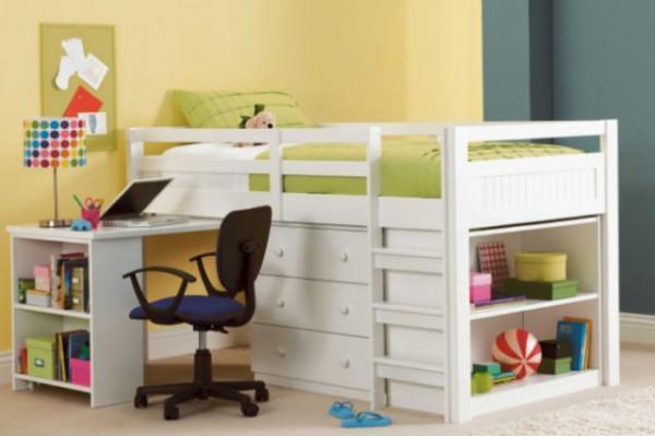escritorios-juveniles-2015-escritorio-integrado-dormitorio-pequeño