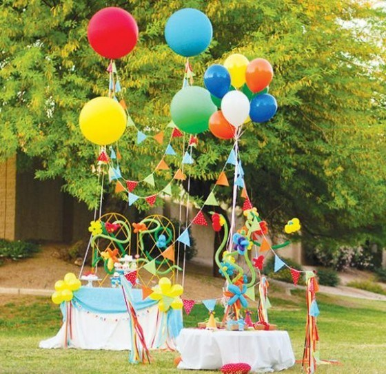 Balloon-party-garden