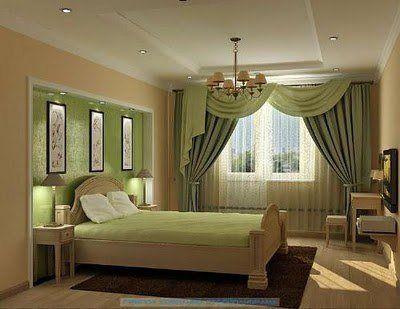 35 Ideas de decoración Cortinas para el Dormitorio 2020