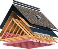Cómo aislar los tejados