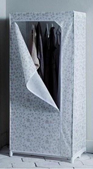 Armarios plegables - Armario tela leroy merlin ...