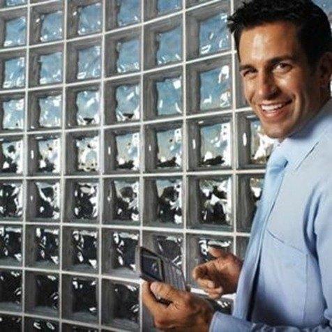 Bloques de vidrio para paredes - Cristales para paredes ...