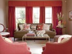 beige-and-red-living-room-with-coral-red-curtains-and-armchairs