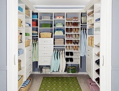 los armarios - Como Organizar Un Armario