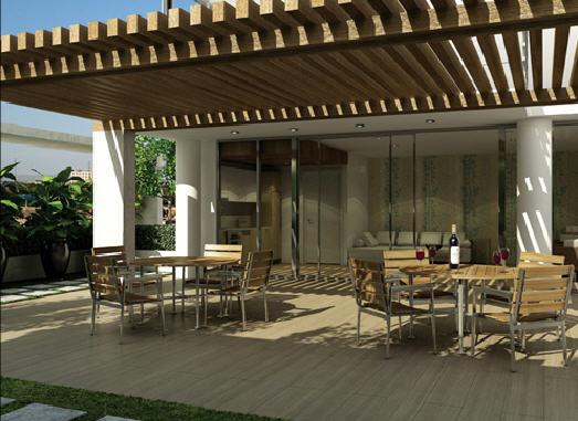decoracion mueble sofa techos transparentes para terrazas