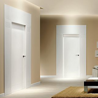 Thumb lacquered - Como limpiar puertas de madera ...