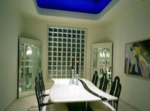 Bloques de vidrio para paredes - Cocinas con bloques de vidrio ...