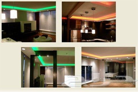 Tiras LED para decorar