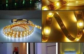 Tiras LED para decorar