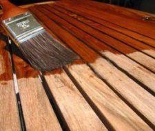 Como barnizar madera
