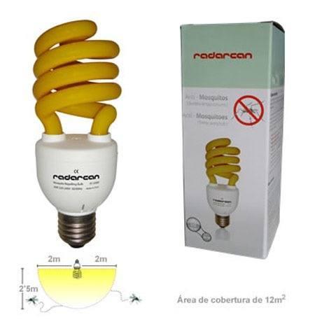 Antimosquitos y bombilla de bajo consumo - Focos de bajo consumo para exterior ...