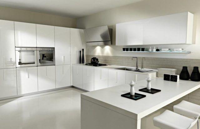 cocinas-minimalistas-modernas-blancas