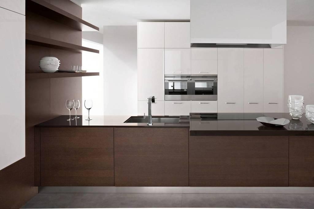 M s de 50 dise os de cocinas minimalistas modernas for Disenos de cocinas integrales modernas