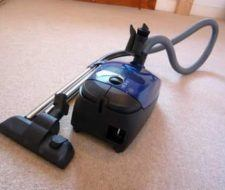 Limpiar aspiradora