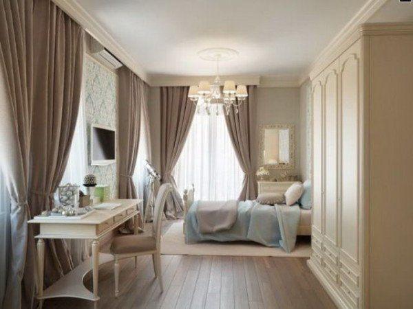 cortinas cortas para habitacion matrimonio
