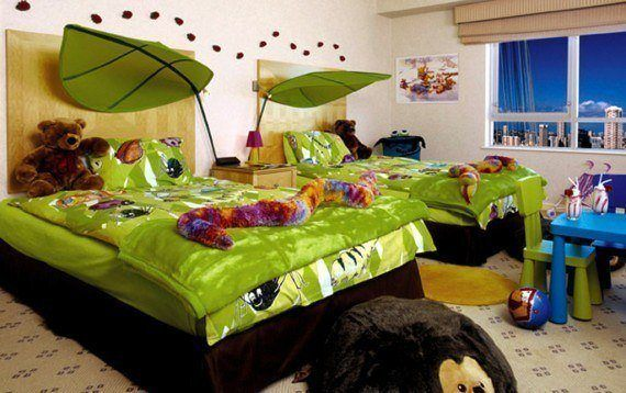 decoracion-dormitorio-niños