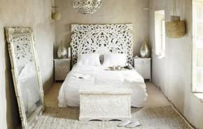 Más de 100 fotos con ideas de Dormitorios Blancos 2016