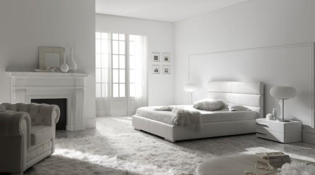 Dormitorios modernos 2019 - espaciohogar.com