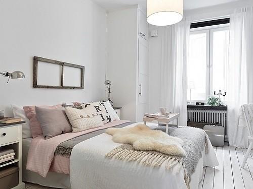 de 100 fotos con ideas de Dormitorios Blancos 2019