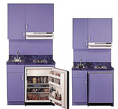 Mini cocinas - Armarios de cocina altos ...