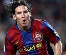 La casa de Messi