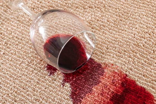 Limpiar alfombra manchas