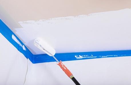 Pintar el techo - espaciohogar.com