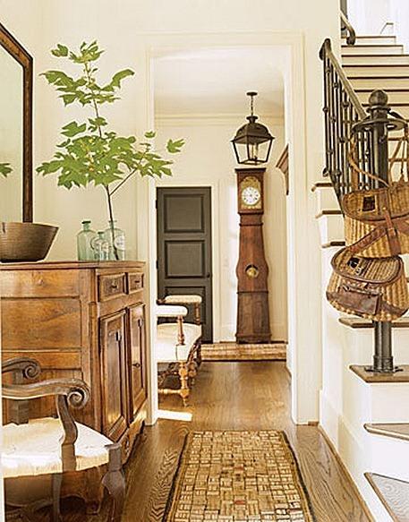 Beautiful Small Foyer Ideas : Decorar el vestíbulo o la entrada espaciohogar