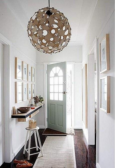 decorar el vestbulo o la entrada