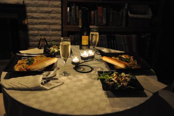 C mo preparar una cena rom ntica decoraci n ideas diy y - Cena romantica a casa ...