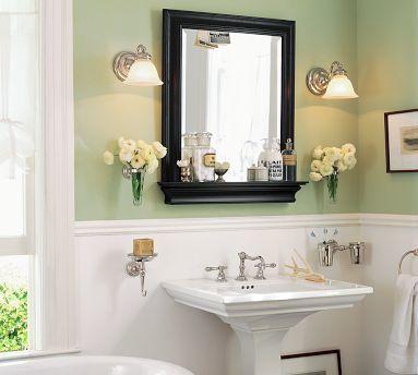 Como decorar ba os peque os - Espejos para el bano ideas y consejos ...