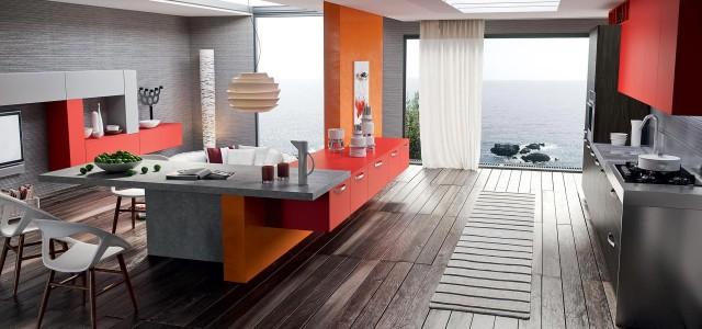 colores-para-la-cocina-arredo3-rojo-y-naranja